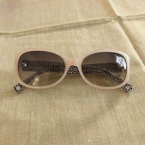 Coach   ANNA S439   Ivory   Sunglasses
